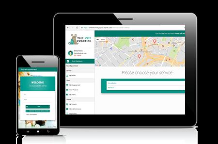 ezyVet Software - Customer Portal