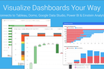SalesDirector.ai screenshot: Visualize Sales Insights and Analytics Your Way