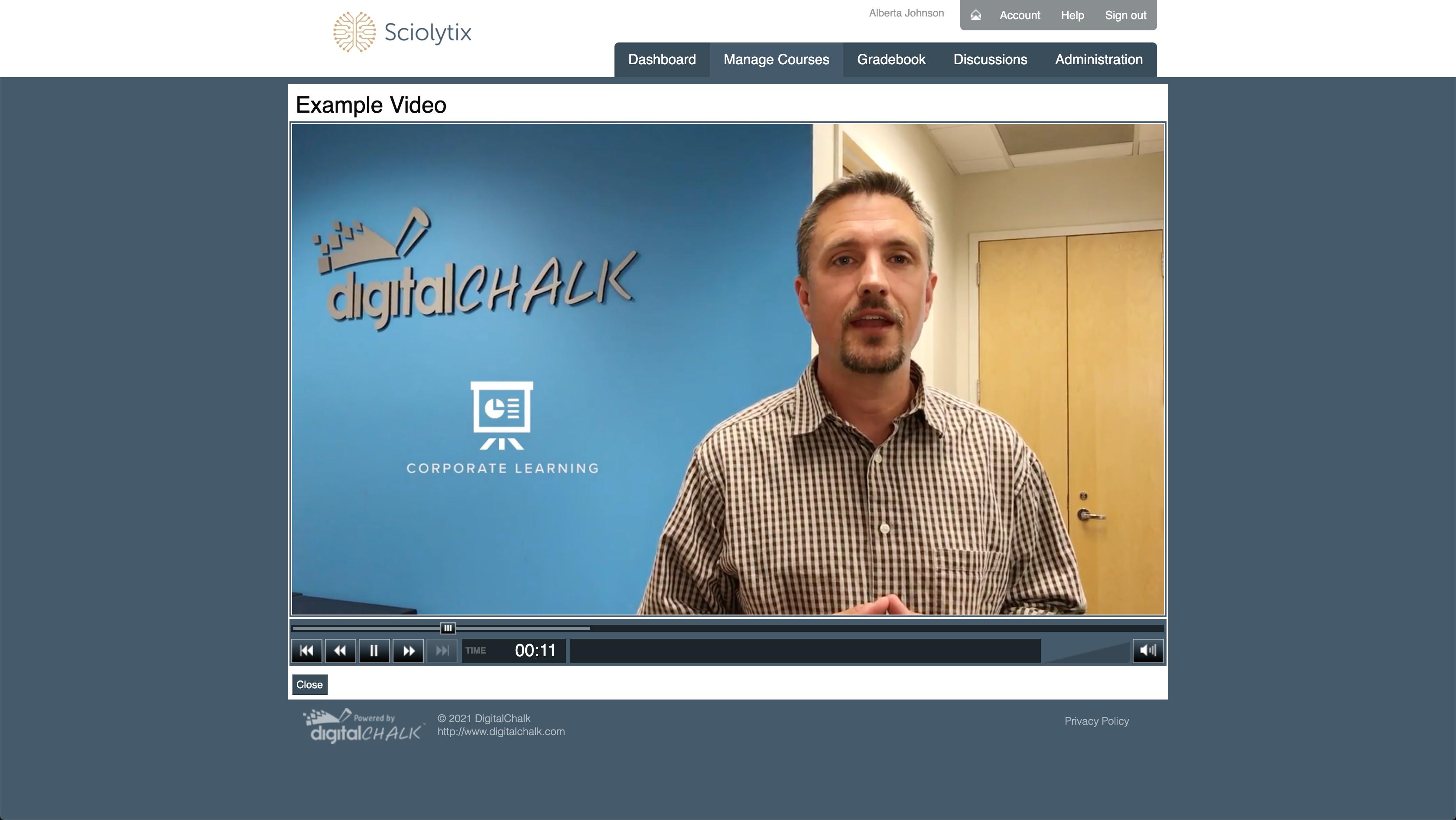 DigitalChalk Software - 5