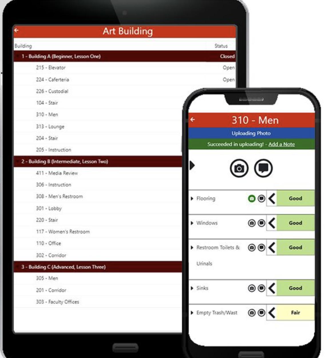 Dabblefox mobile input