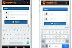Captura de pantalla de MapYourTag: iPhone & Android App - Log in page