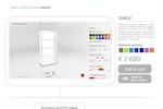 Roomle screenshot: Roomle online shop integration screenshot