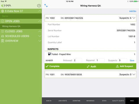 E-Data Now Audit Software Software - 4