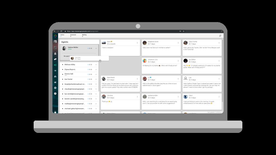 Messenger Communication Platform Software - 5