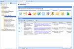 ProcessGene GRC Software Suite screenshot: GRC Project Steps