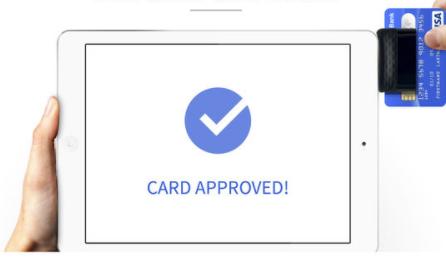 Process credit & debit card payments