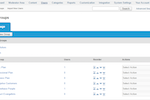 Answerbase Screenshot: User group management allows you to organize your user and give them the appropriate content access and functional permissions