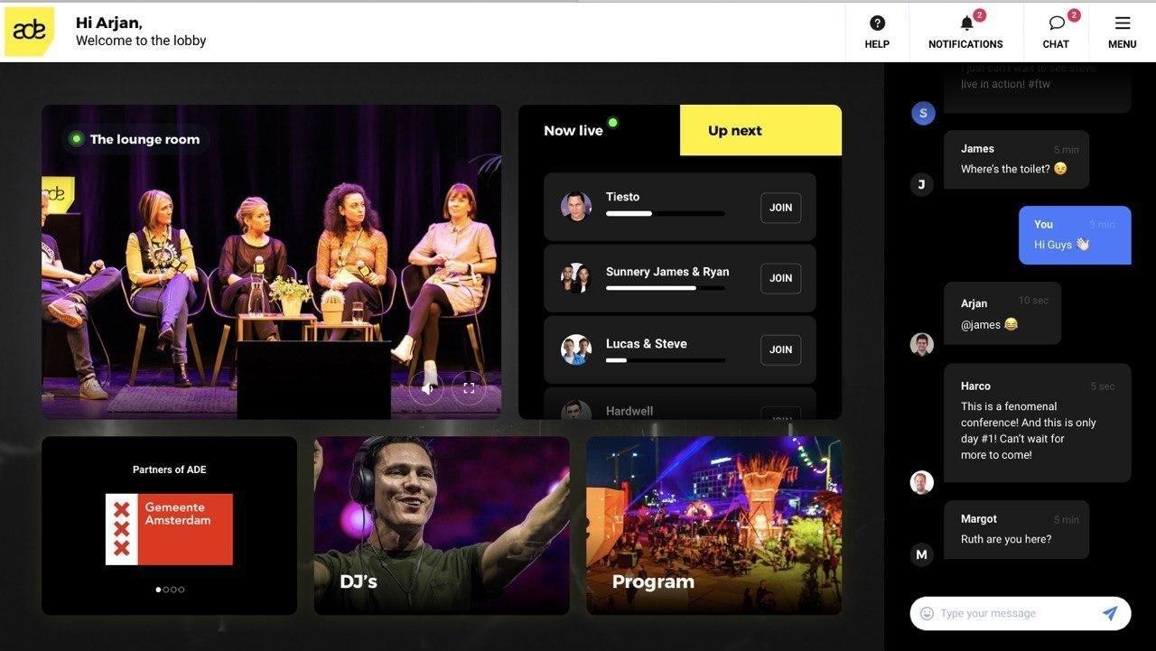 Let's Get Digital | Virtual Event