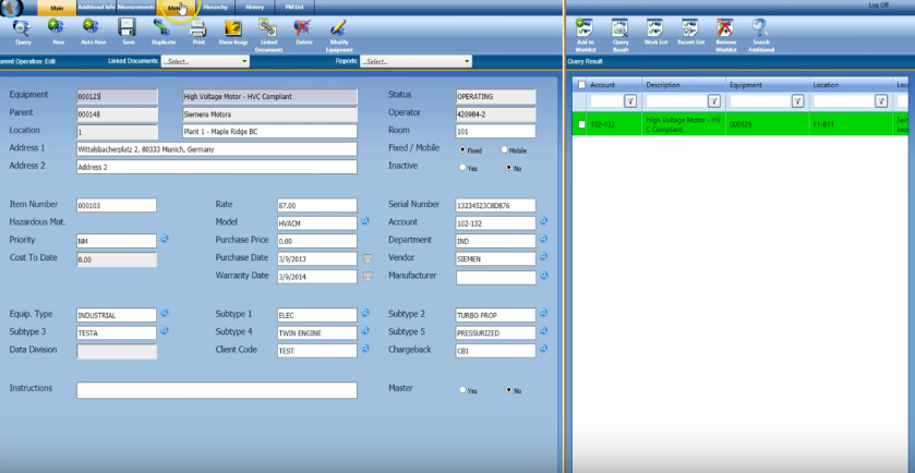 Customized schedules and workflows