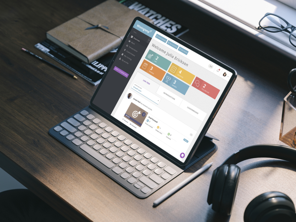 Winningtemp Software - 2