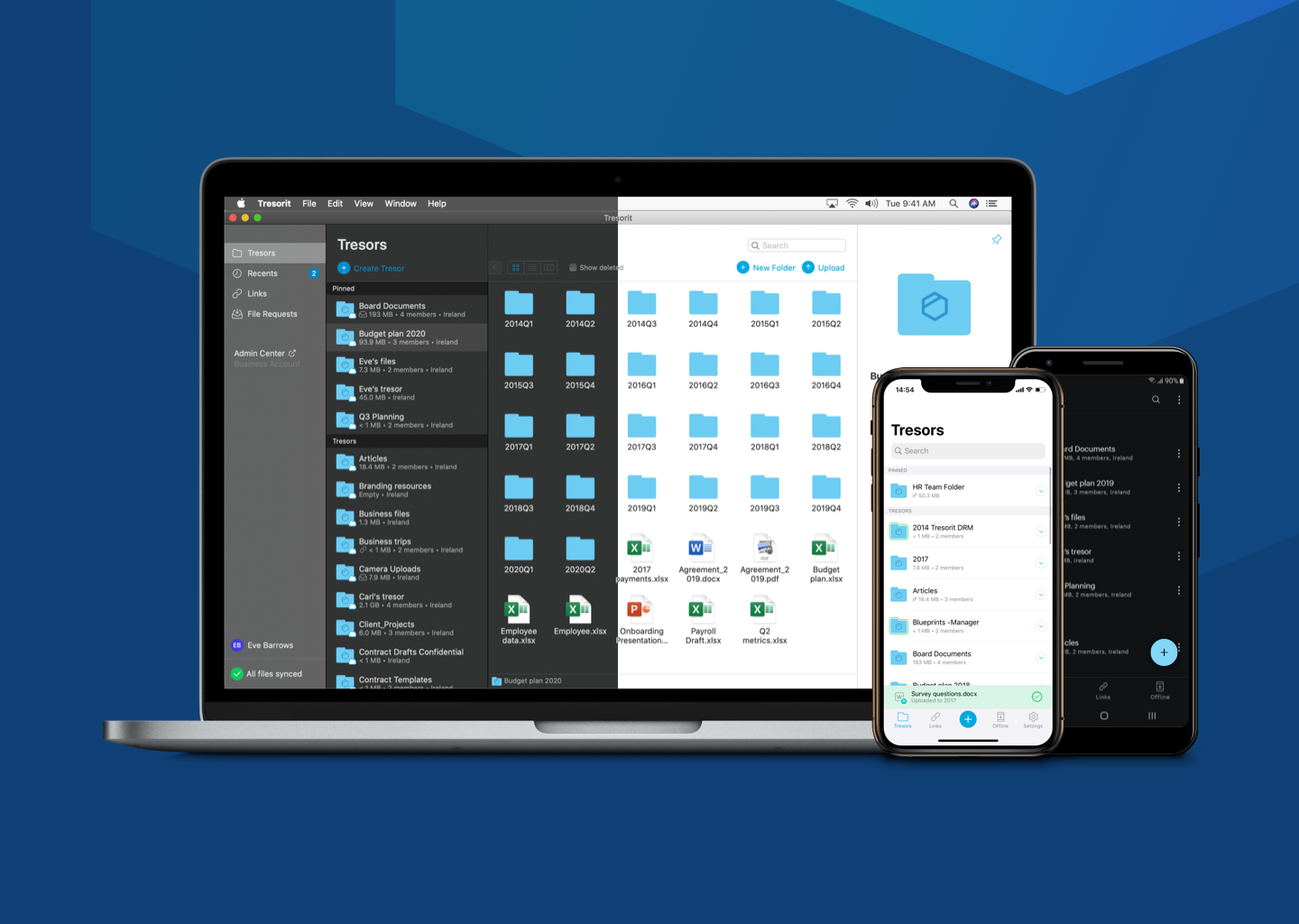 Utilize the new Dark Mode for both mobile and desktop applications