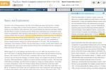 PlagScan Screenshot: PlagScan detect plagiarism