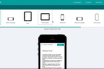 CertCentral screenshot: certcentral preview courses on multiple devices