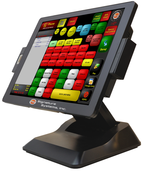 PDQ POS Software - 2