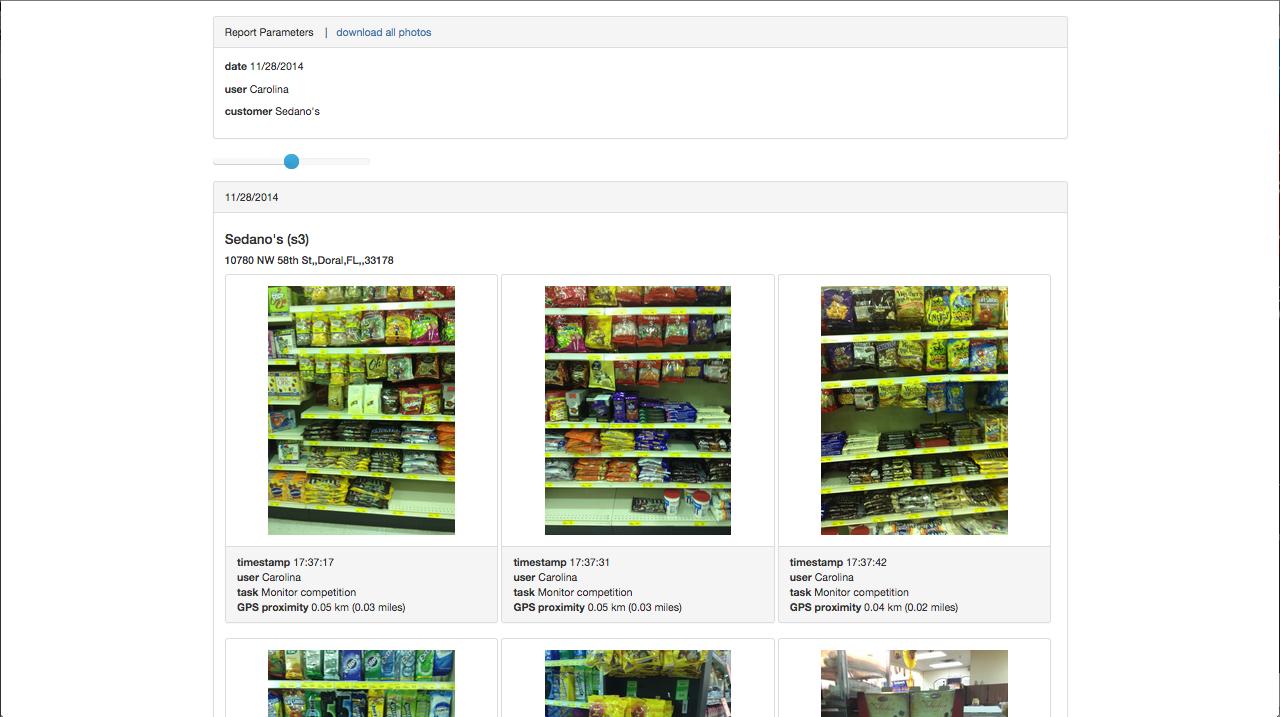 VisitBasis Software - Photo profile