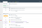 Shiftconnector screenshot: Get a 360° overview of all relevant Information in a clearly summarized format
