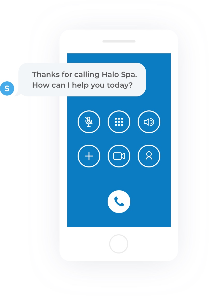 FrontdeskAI texts consumers immediately after missed calls