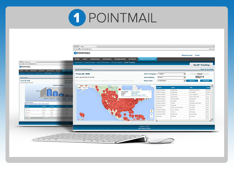 1PointMail Software - 2