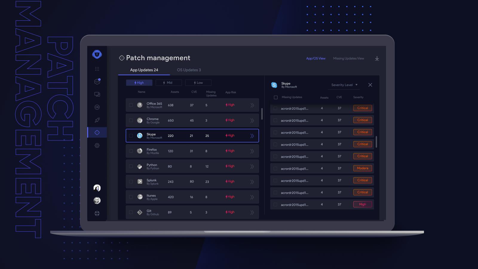TOPIA Vulnerability Management
