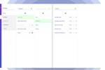 till screenshot: Organize products in levels of categories, sub-categories, and variant types