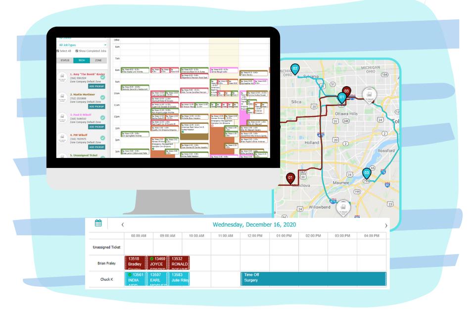 ServiceWorks Software - 3