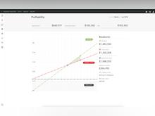 QuickBooks Online Advanced Software - QuickBooks Online Advanced profitability reporting