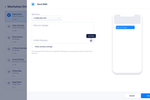 Fountain screenshot: Communicate with your applicants through SMS and Email messages