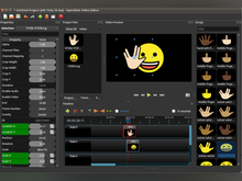 OpenShot Video Editor Software - OpenShot Video Editor effects