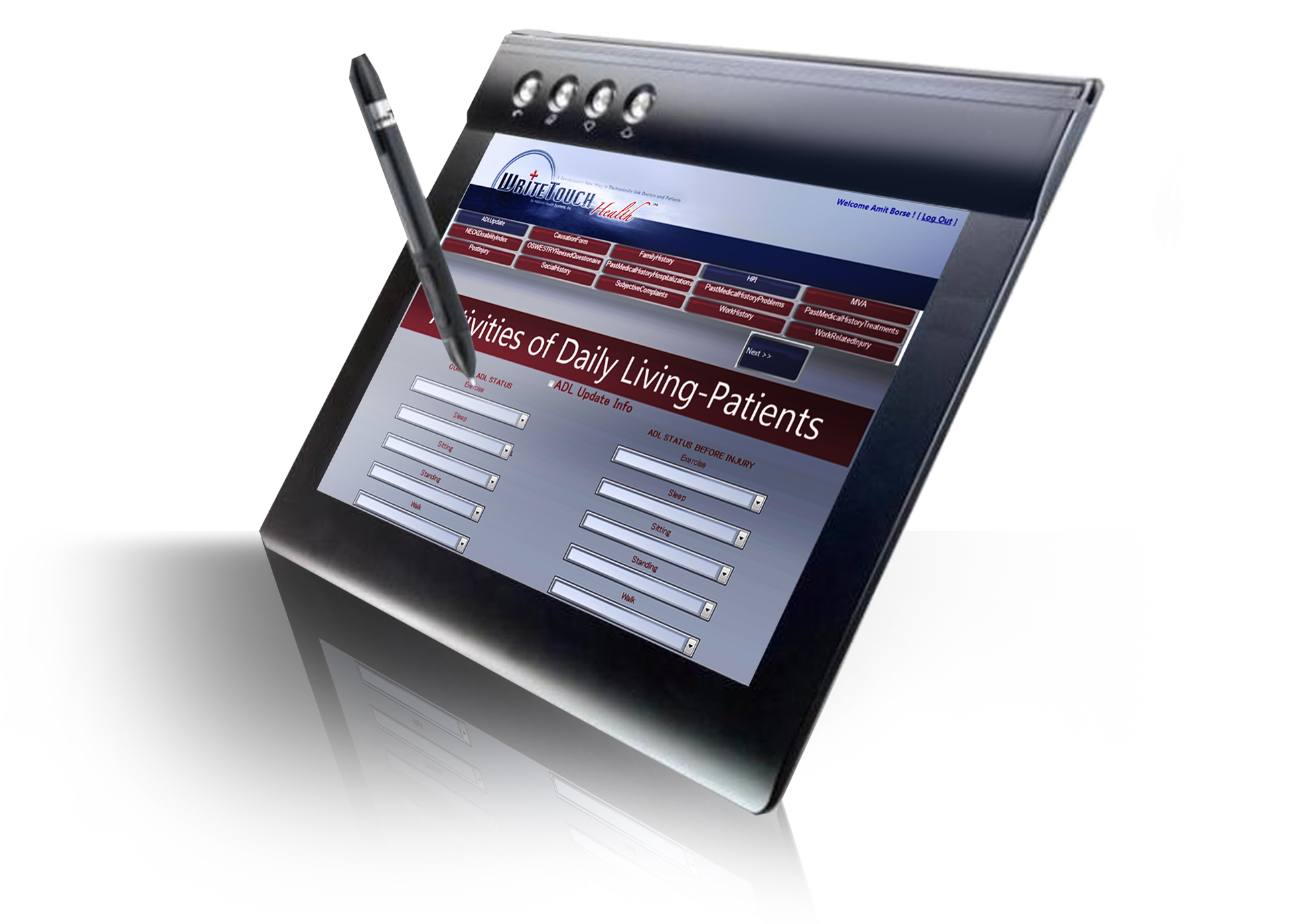 WritePad Software - Mobile access
