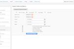 CaseFox screenshot: Settings and Reporting Options