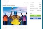 Captura de pantalla de Silent Auction Pro: Item detail page on a computer / desktop