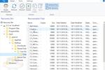 Undelete screenshot: Undelete recycle bin files
