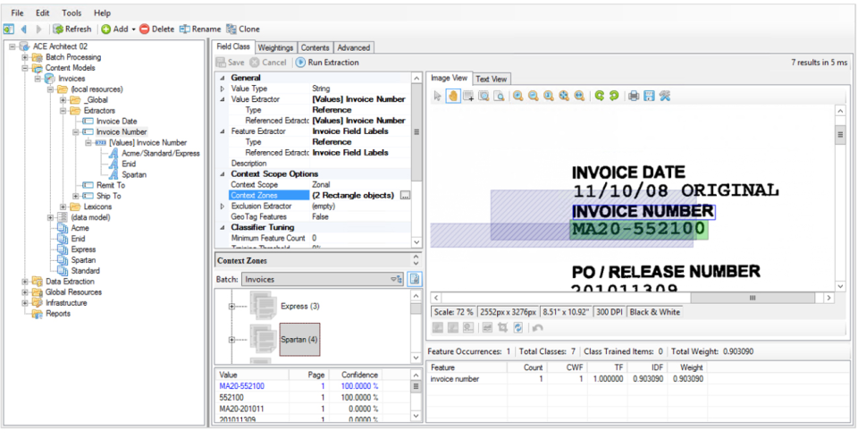 Grooper Invoice Automation