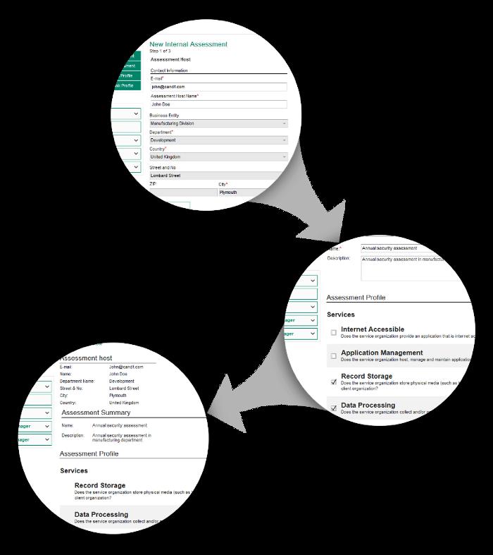 AdaptiveGRC Software - New Internal Assessment
