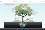 Capture d'écran pour Prezi : Manage zooming in via the Prezi platform