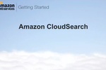 Amazon Cloud Search screenshot: AmazonCloudSearch-WebsiteSearch-User