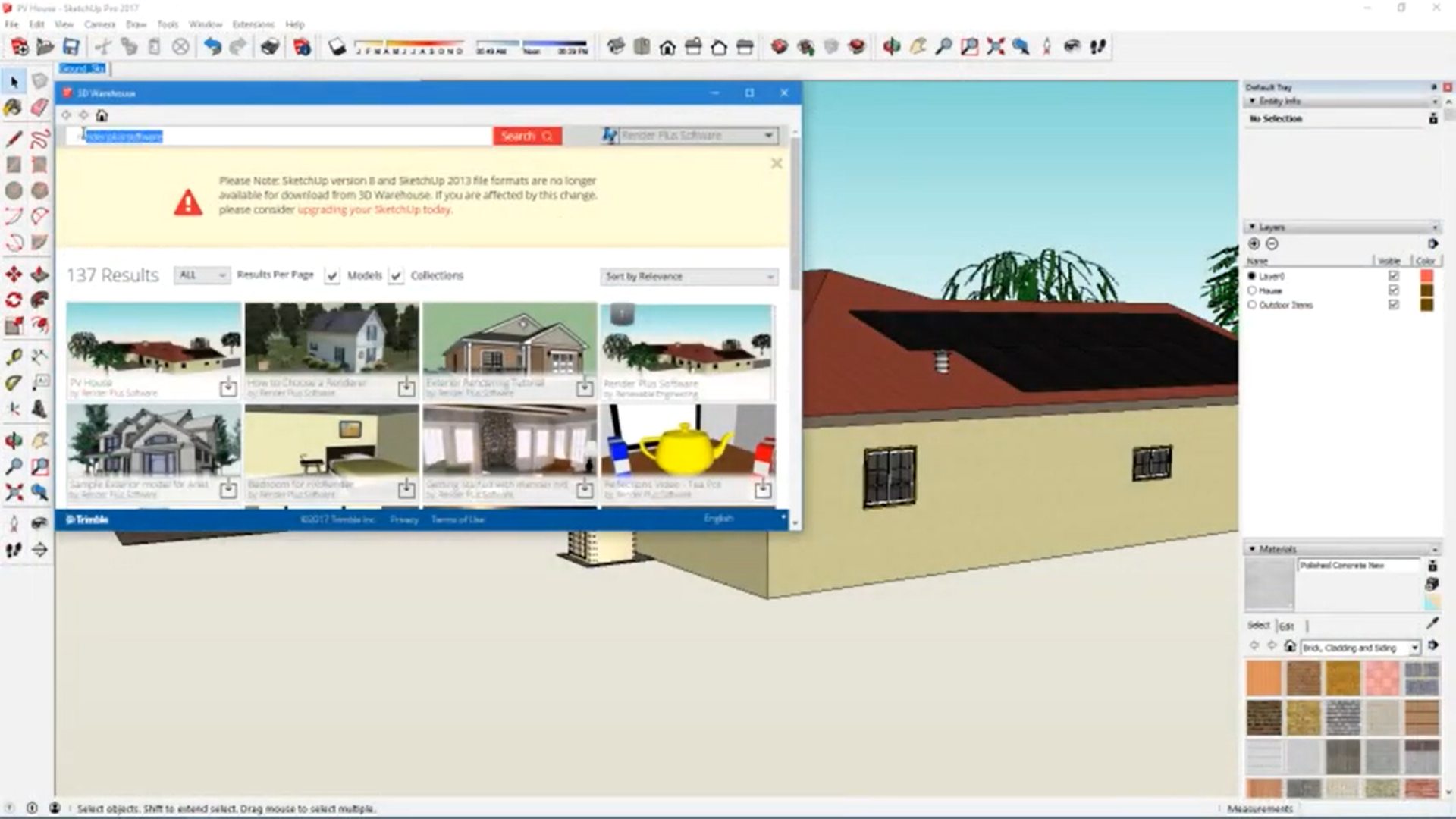 Render Plus Suite Software - 1