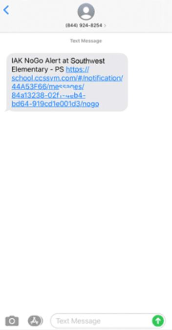 iVisitor Management alerts