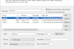 WebLOAD screenshot: WebLOAD test execution wizard