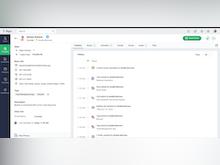 Bigin by Zoho CRM Software - Bigin contacts