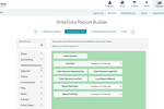 BriteCore screenshot: Report Builder
