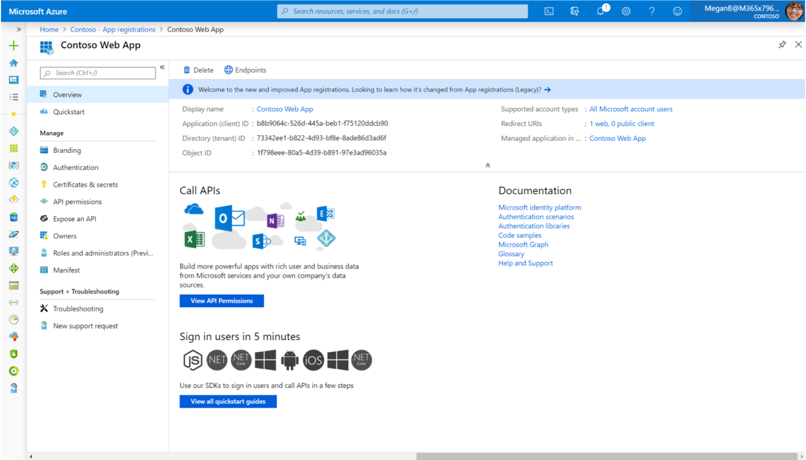 Azure Active Directory overview
