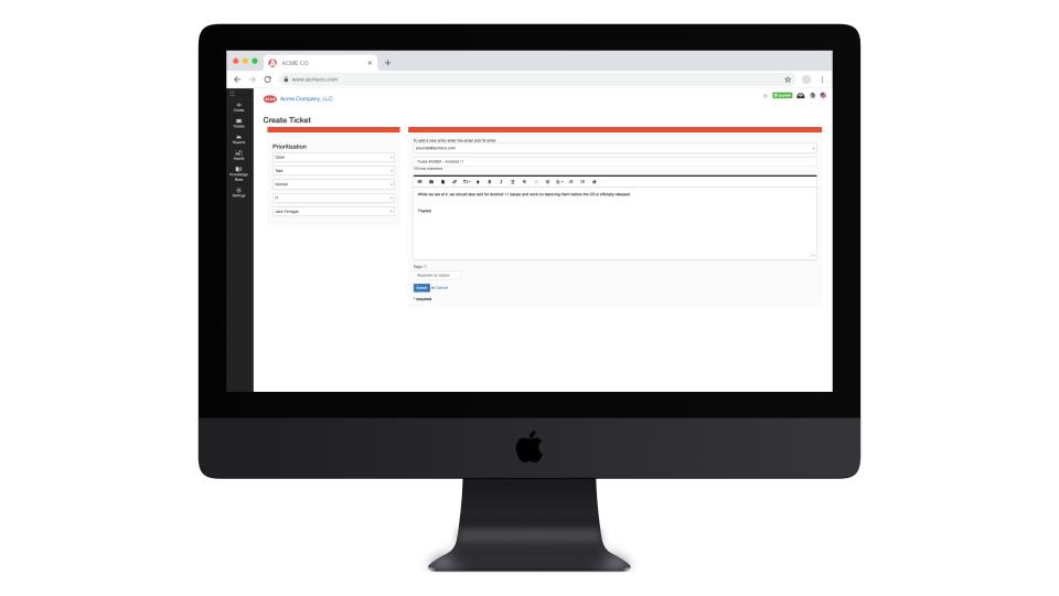 SeamlessDesk Software - 2