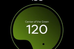 GolfStatus screenshot: GolfStatus GPS tracking