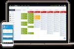 Capture d'écran pour Planday : Publish schedule in minutes