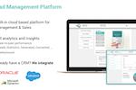 Wingmate screenshot: CRM and Lead management dash / Integration capabilities
