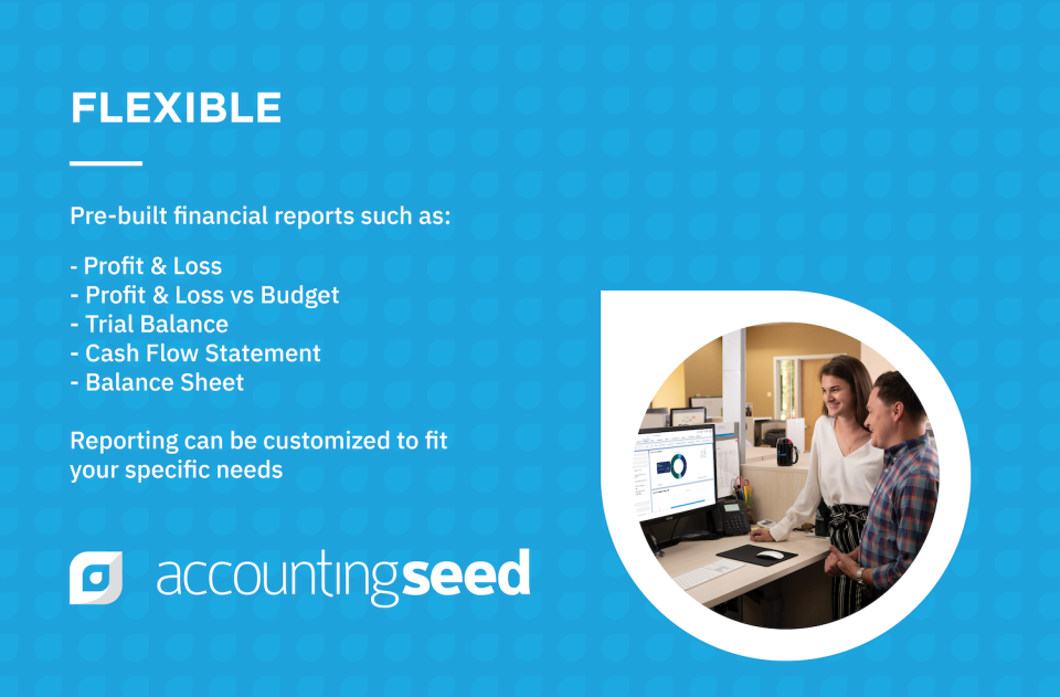 Accounting Seed Software - Flexible