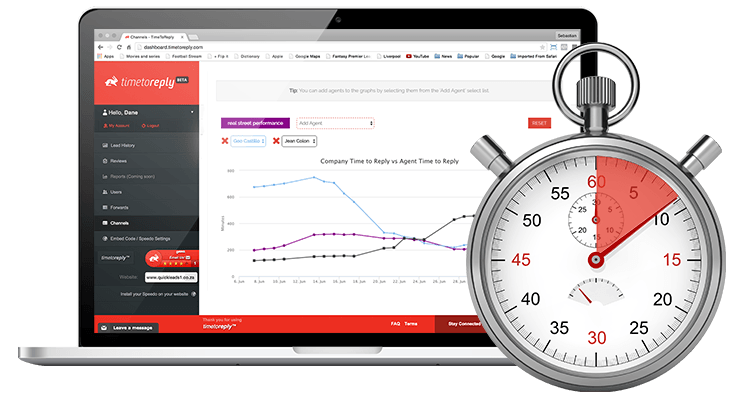 timetoreply Software - 1