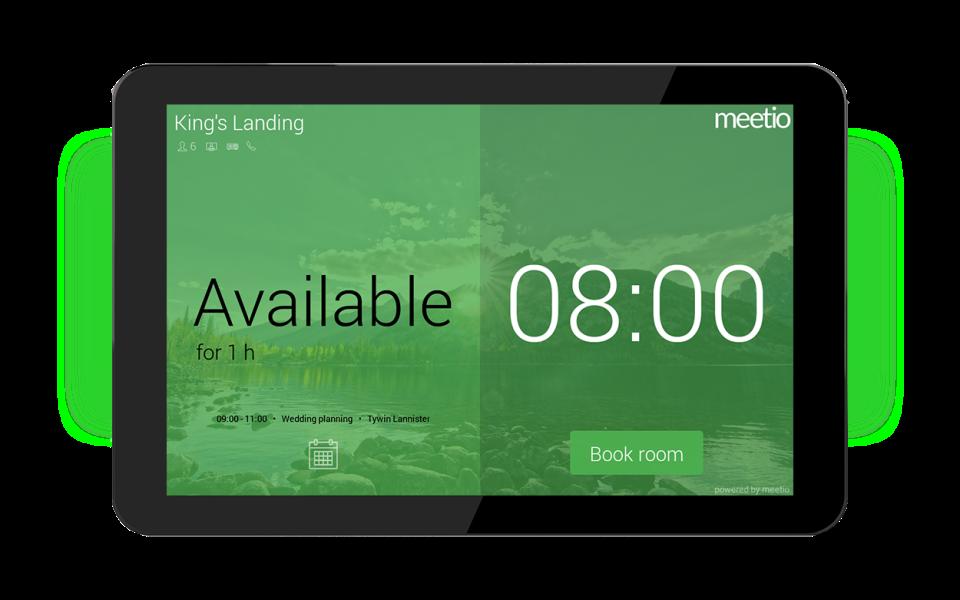 Room management software