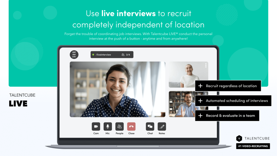 Talentcube Software - 2